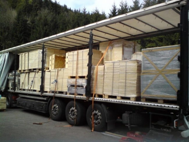 Transport marfa International Turcia Romania