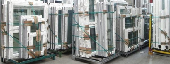 Transport tamplarie pvc
